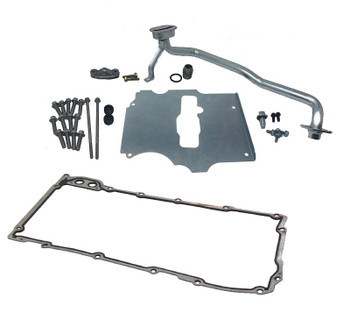 LSXceleration Stroker Clearanced Low Profile LS Oil Pan Kit 17-302-3