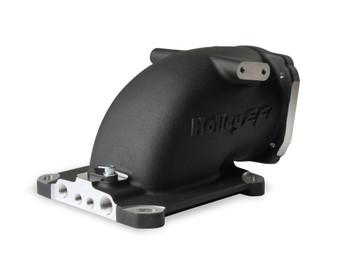 Holley LS EFI Throttle Body Intake Elbow 300-240BK