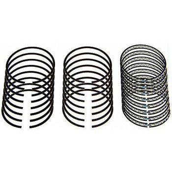 """Mahle GM LS 3.780"""" Bore 1.5mm 1.5mm 3.0mm Ring Set 41859CP"""