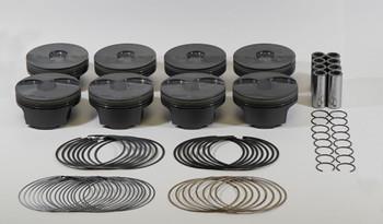 Mahle PowerPak+ Gen V LT 4.080 Bore 3.622 Stroke -4.5cc Flat Top Piston Kit 930228780