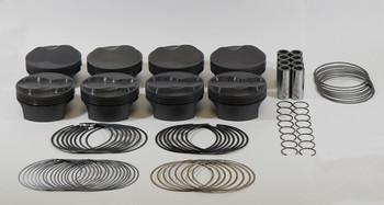 Mahle PowerPak LS 4.125 Bore 4.000 Stroke 5.6cc Dome Piston Kit 930229725