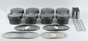 Mahle PowerPak LS 3.800 Bore 3.622 Stroke -4.2cc Flat Top Piston Kit 930218800