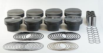 Mahle PowerPak LS 3.780 Bore 3.622 Stroke 8.5cc Dome Piston Kit 930220080