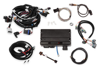 Holley Terminator X GM LS Standalone ECU & Wire Harness 550-905T - 58x/EV6