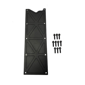 LSXceleration Gen III Trussed Valley Cover - Black 54-262