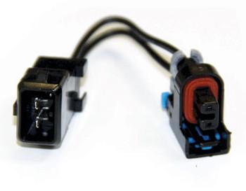 Fuel Injector Adapter Harness - EV1 Harness to Delphi Multec 2 Injector (EV1M-DELF-1)
