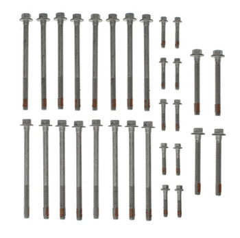 LSXceleration Head Bolt Kit for GM LS '97-'03 (12498545) (158545-KIT)