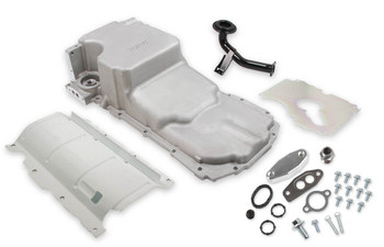 Holley GM Gen V LT Swap Oil Pan 302-20