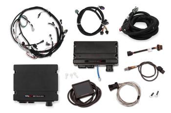 Holley Terminator X GM Gen V LT Early Standalone ECU & Wire Harness 550-1600