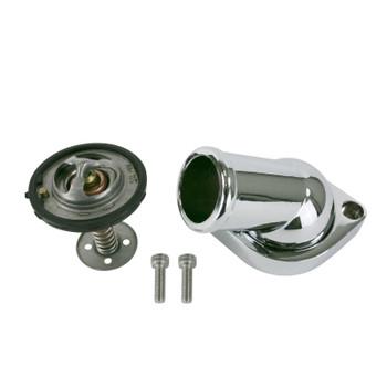 LSXceleration GM LS Swivel Water Neck & 160 DegreeThermostat Kit 16-2670-KIT