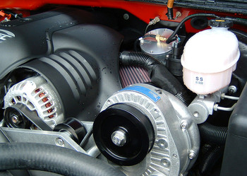 ProCharger HO Intercooled P-1SC Supercharger System 1GI212-SCI - 1999-03 6.0L Trucks