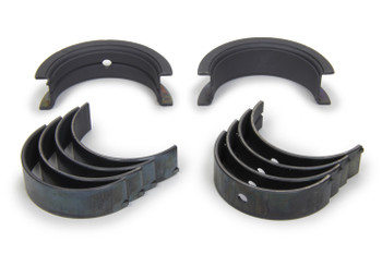"""Calico Coated Dart LS Next Main Bearing Set MS2321HX - +.001"""" Oil Clearence"""