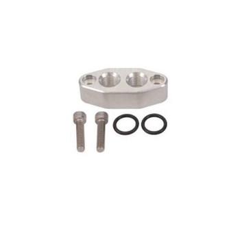 LSXceleration -6AN LS Oil Cooler Adapter Kit 54-6