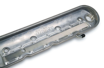 Holley Standard Height LS Valve Covers w/ Coil Mounting Posts 241-88
