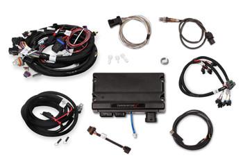 Holley Terminator X GM LS Standalone ECU & Wire Harness 550-904T - 24x/EV1