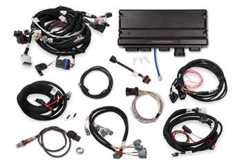 Holley Terminator X GM LS Standalone ECU & Wire Harness 550-928T - 24x/EV1