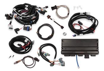 Holley Terminator X GM LS Standalone ECU & Wire Harness 550-918T - 24x/EV1