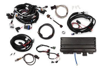 Holley Terminator X GM LS Standalone ECU & Wire Harness 550-920T - 24x/EV1
