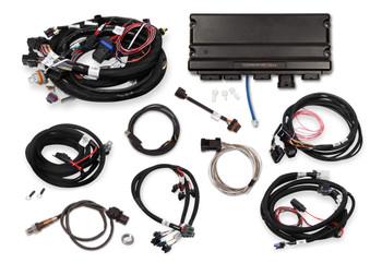 Holley Terminator X Max GM LS Standalone ECU & Wire Harness 550-927T - 24x/EV1