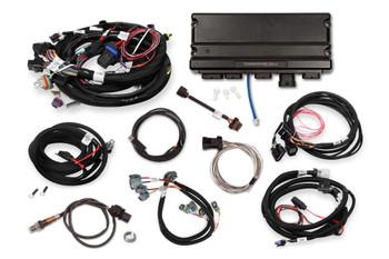 Holley Terminator X Max GM LS Standalone ECU & Wire Harness 550-934T - 24x/EV1
