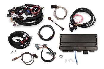 Holley Terminator X Max GM LS Standalone ECU & Wire Harness 550-932T - 24x/EV1