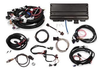Holley Terminator X Max GM LS Standalone ECU & Wire Harness 550-926T - 24x/EV1