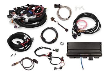 Holley Terminator X Max GM LS Standalone ECU & Wire Harness 550-929T - 24x/EV1