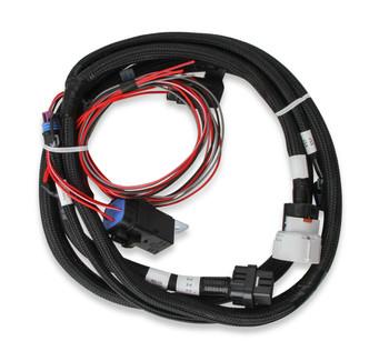 Holley Terminator X Max GM LS Standalone ECU & Wire Harness 550-935T - 24x/EV1