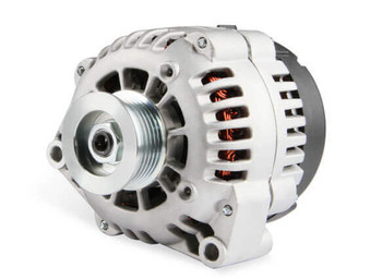 Holley Alternator with 105 Amp Capability - 197-300