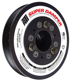 ATI Super Damper GM LS1/LS2/LS6 F-Body GTO Harmonic Balancer 6 Rib 917302