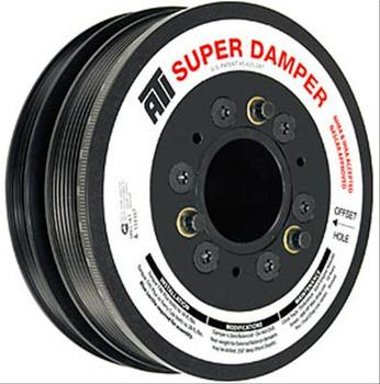 ATI Super Damper Dry Sump GM LS3/LS7/LS9 Harmonic Balancer 8 & 4 Rib 918643