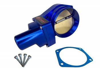 Granatelli Motorsports GM LS 103mm Drive By Wire Throttle Body GMTBLS3BL - Blue Finish