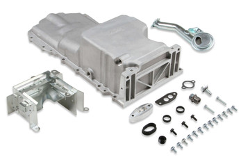 Holley GM Gen V LT Swap Oil Pan 302-22