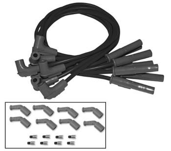 MSD Super Conductor GM LS1/LS6 Gen III Spark Plug Wire Set 8.5mm Universal 32073
