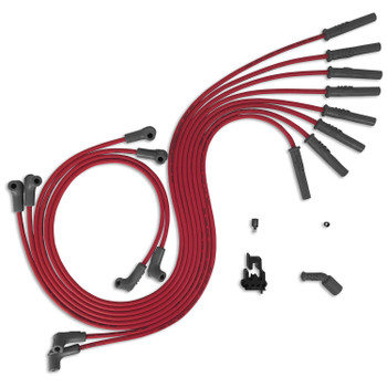 MSD Super Conductor GM LS Gen III Spark Plug Wire Set 8.5mm Universal 32079