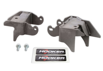 Hooker Blackheart 1997-2006 Jeep Wrangler LS/LT Swap Engine Mount Brackets BHS513