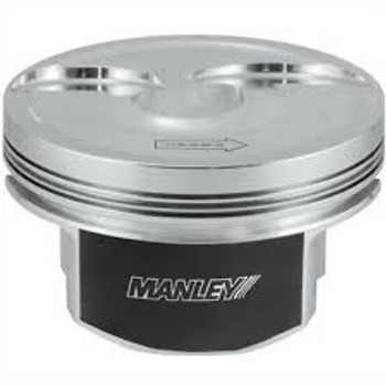 Manley Platinum Series Gen V LT 4.065 Bore 3.622 Stroke -2cc Dome Piston Kit 560065C-8