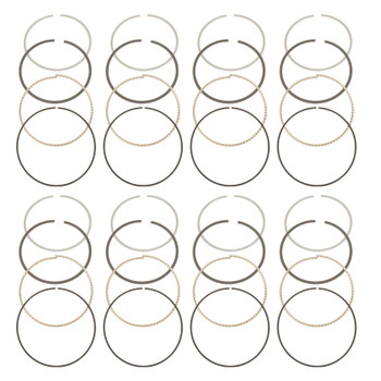 "Manley Total Seal AP Premium Piston Rings 46520ST-8 - 3.800"" Bore 1.2, 1.2, 3.0mm"