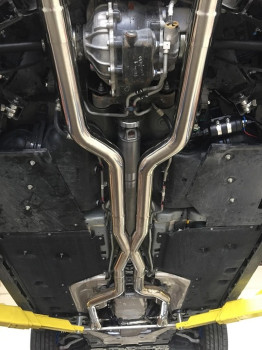 """Speed Engineering 2016-19 Cadillac CTS-V 3"""" LT4 X-Pipe 25-1062"""