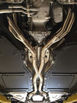 "Speed Engineering 2014-19 C7 Corvette 3"" LT X-Pipe 25-1045"