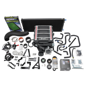 Edelbrock E-Force Gen  V TVS2650 GM Truck and SUV Stage 1 Street Legal Supercharger Kits w/ Tune 15663