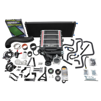 Edelbrock E-Force TVS2650 GM Truck and SUV Stage 1 Street Legal Supercharger Kit w/o Tune 156640