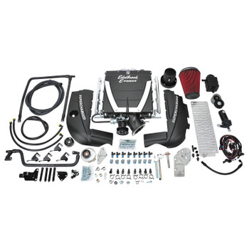Edelbrock E-Force Gen VI TVS2300 1998-02 Camaro/GTO LS3/L92 Swap Universal Supercharger Kit w/o Tune 15420