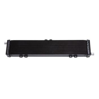 Edelbrock E-Force Heat Exchanger Single Pass/Two Row 15406