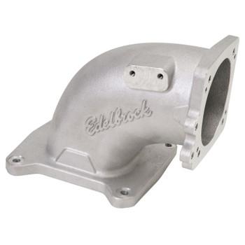 Edelbrock LS1/LS2 EFI High Flow Throttle Body Intake Elbow Satin 3815