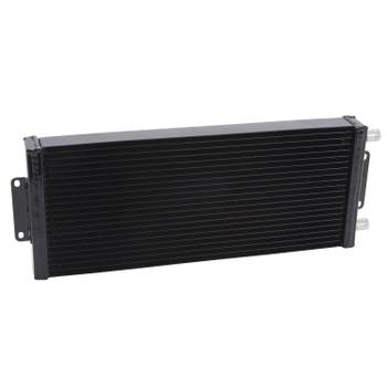 "Edelbrock Heat Exchanger #15549 Dual Pass/Single Row 20"" L x 8"" W x 2"" D"
