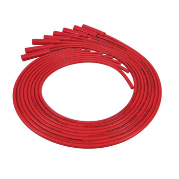 GM LS/LT Cut to Fit Spark Plug Wire Set - Black 81225