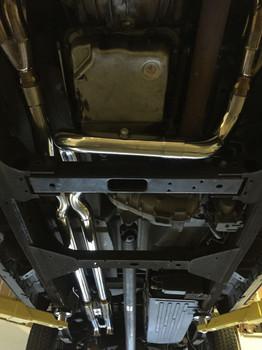 "Speed Engineering 3"" True Dual Exhaust X-Pipe/Axle Dump Muffler Exhaust Kit for 1999-18 Silverado/Sierra 25-1006+07+03"