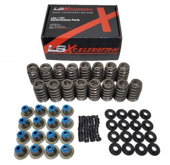 LSXceleration LS6/LS3 Valve Spring Kit 83265K1 - .560 Max Lift