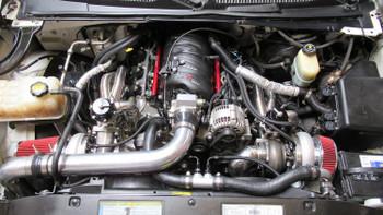Speed Engineering Twin Turbo System for 1999-06 Chevy Silverado/GMC Sierra 32-TwinKit-9906